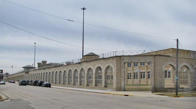 Waupun prison