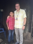 Delightful lunch with Compassion Child Gerson